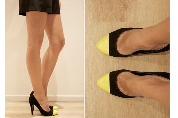 pantofi vedeta