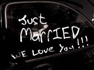casatorie - proaspat casatoriti