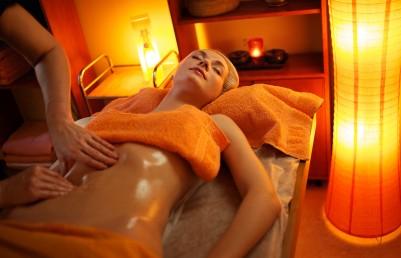 masaj abdominal