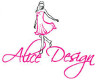 logo alice design