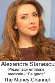 Alexandra Stanescu - The Money Channel