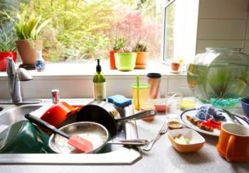 Cum pastrezi curatenia in bucatarie
