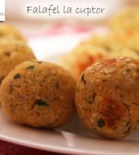 falafel la cuptor