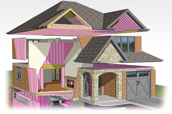 Izolarea locuintei insulation.owenscorning.com