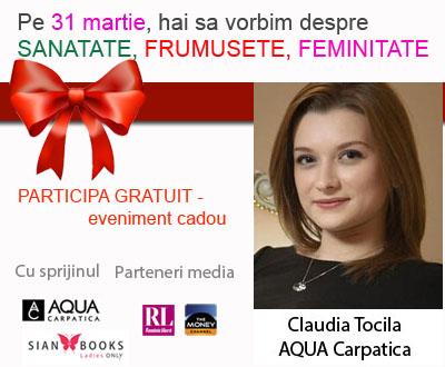 Claudia Tocila - articol speakeri
