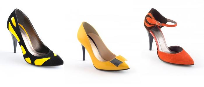 De ce sa alegi pantofii colorati