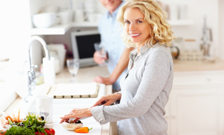 Woman-in-Kitchen-care2 com