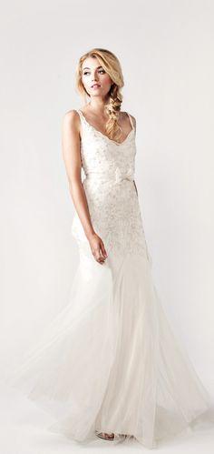 Sarah Janks - Frida / Luminita Cosleacara - sfaturi vestimentare pentru nunta de vis, de la malul marii