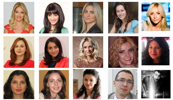 Speakeri editia 1 Femei de cariera