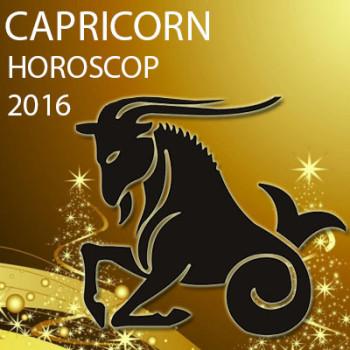 CAPRICORN - Horoscop 2016 pentru toate zodiile