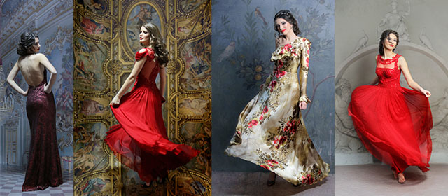 Rochii Gabriel's Fashion / Cum iti alegi tinuta potrivita pentru Sarbatori