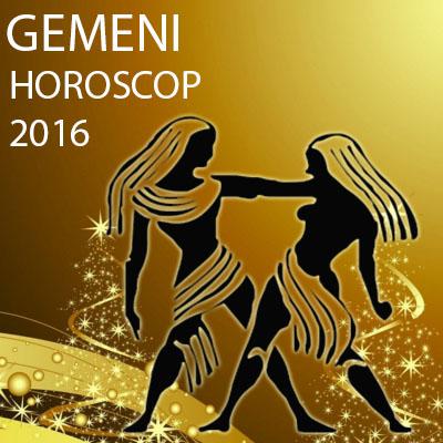 GEMENI - Horoscop 2016 pentru toate zodiile