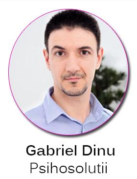 Gabriel Dinu - conferinta 19 martie 3016