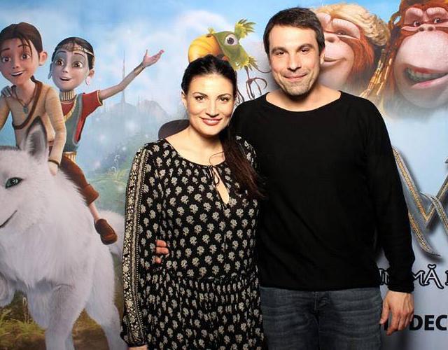 Ioana Ginghina si Alexandru Papadopol Facebook.com/Alexandru.Papadopol.Official