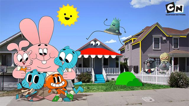 Gumball - desene animate pentru adulti
