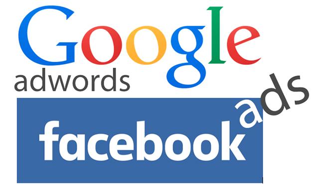 reclame google-si-facebook