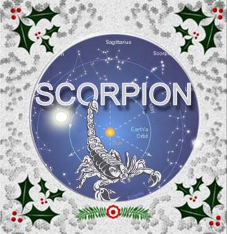 scorpion-iarna