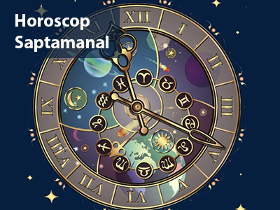 Horoscop Saptamanal pentru fiecare zodie