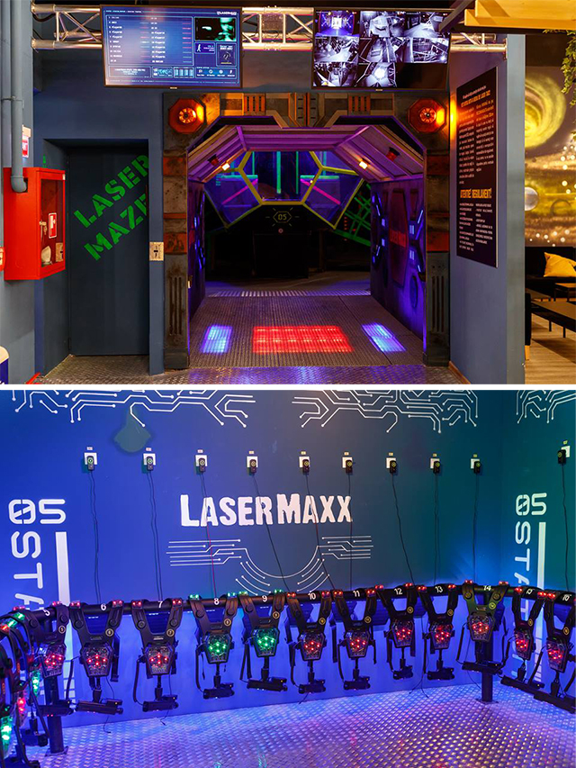 LaserMaxx Romania in ParkLake Shopping Center