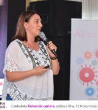Alexandra Olteanu - despre nevoia de control
